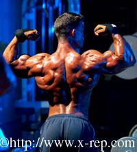 Lawson rear double biceps mirror