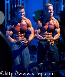 Lawson/Holman most muscular
