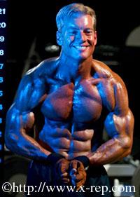 Holman most muscular
