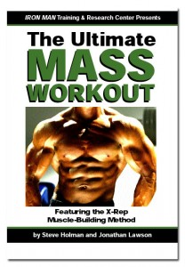 Ultimate Mass Workout Cover