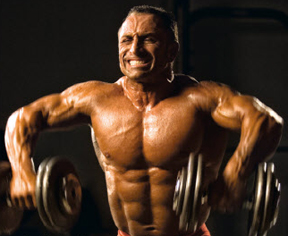 Dumbbell upright rows - speed