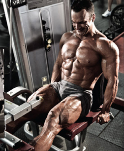 Contract + elongate to pack on muscle weight