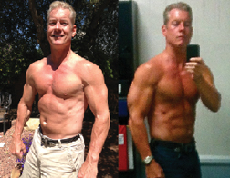Less food, more Testosterone?
