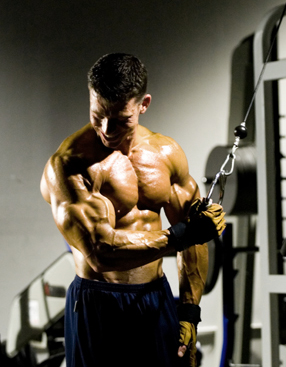Stealth Progression = Muscle Mass Expansion