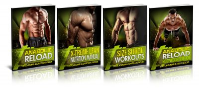 Anabolic Reload Bundle - all 4 ebooks