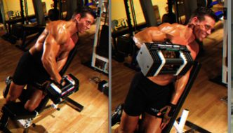 The Ultimate 2-Times-a-Week MASS Workout