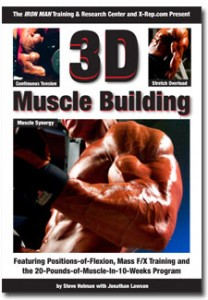 3D Muscle Building cover