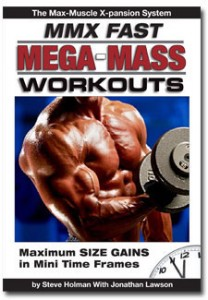 MMX Fast Mega-Mass Workouts cover