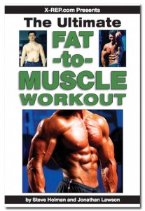 Ultimate Fat-to-Muscle cover
