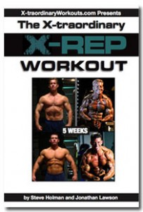 X-traordinary X-Rep Workout cover