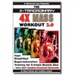 4X Mass Workout small cover