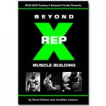 Beyond X-Rep Muscle Building small cover