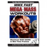 MMX Fast Mega-Mass Workouts small cover