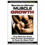 Secrets to Ultimate Muscle Growth cover