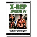 X-Rep Update #1 small cover