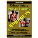 X-traordinary Muscle-Building Workouts small cover