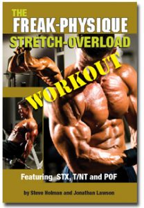 Freak-Physique Stretch-Overload Workout cover