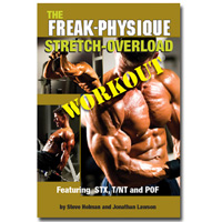 Freak-Physique Stretch-Overload Workout - small cover