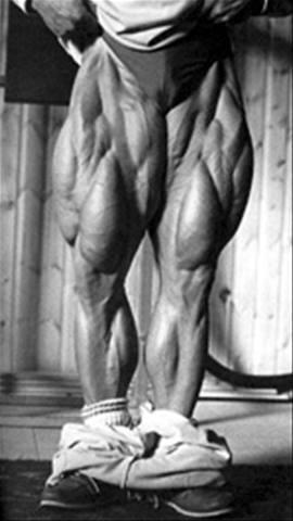 Tom Platz's Quads - Untapped Freaky Mass Trigger