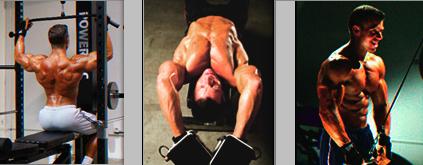 JL Lat Pullovers - New Triple-Hit Anabolic-Shift Workout