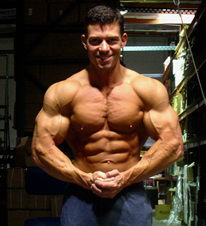 Jonathan Lawson Most Muscular Pose - Anabolic Phasing: Muscle Hypertrophy Tsunami