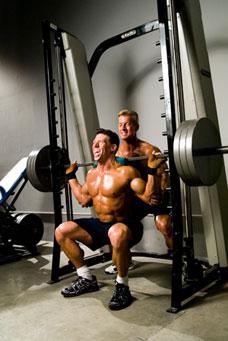 Muscle-Building Dangers