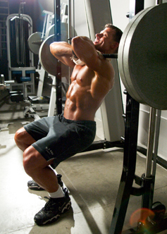 Workout Change for Major Muscle Gains