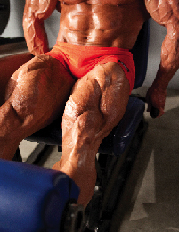 Leg extensions - Huge Pump, Big Gains, New Veins—Grand-Finale Mass Blast