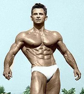 Vince Gironda - Master Trainer