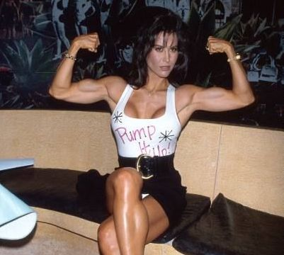Female bodybuilding pof All free