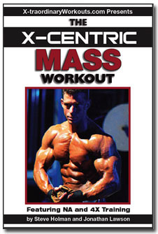 X-centric Mass Workout cover