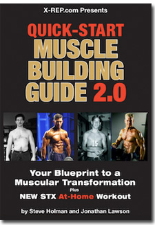Quick-Start Muscle Building Guide 2.0 cover